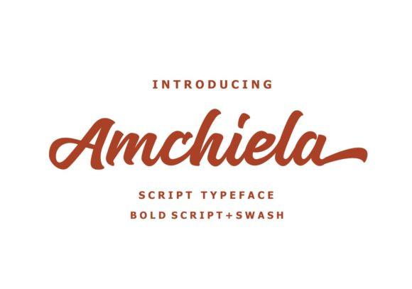 Amchiela Font