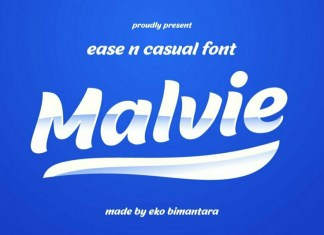 Malvie Font Family