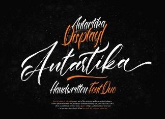 Antartika Font Duo