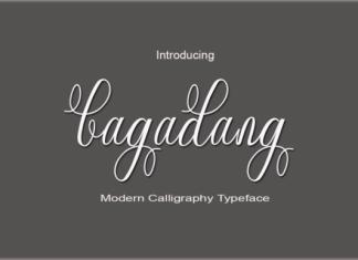 Bagadang Font