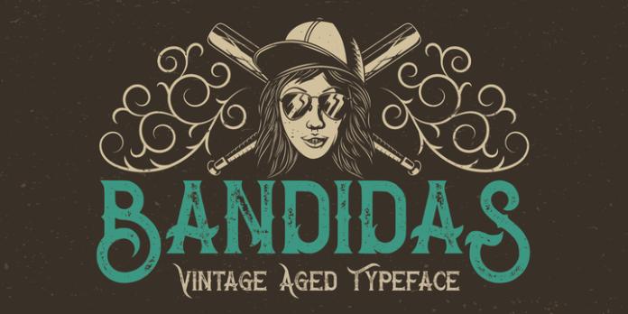 Bandidas Font Family