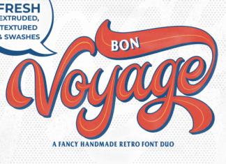 Bon Voyage Duo Font