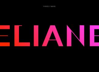 Eliane Font Family