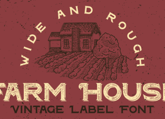 Farm House Font Family