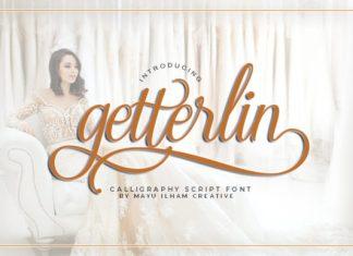 Getterlin Font