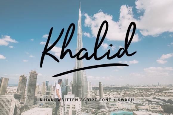 Khalid Font