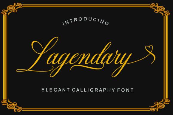 Lagendary Font