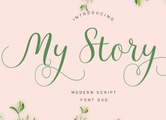 My Story Font Family