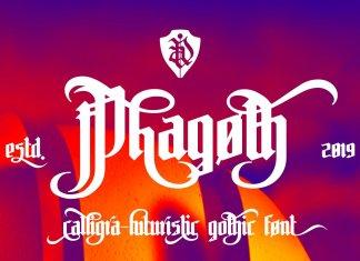 Phagoth Font