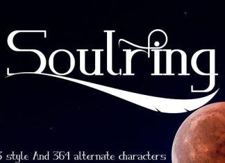 Soulring Font