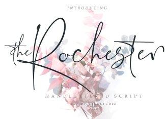 The Rochester // Beatiful Signature