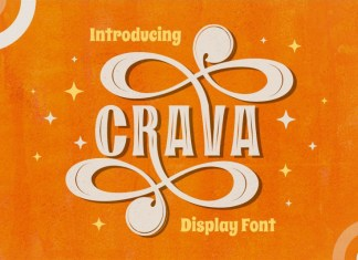 CravaOther Font