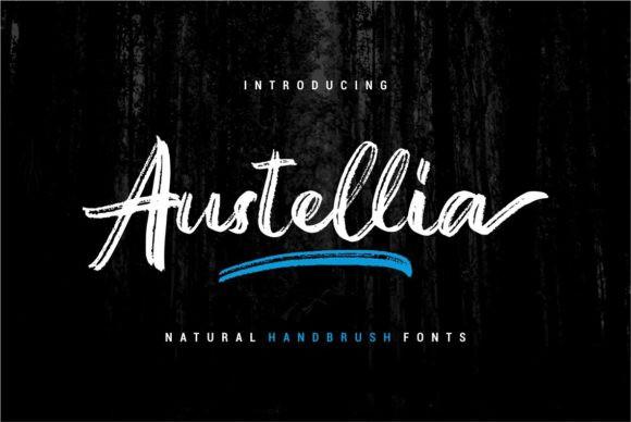 Austellia Font