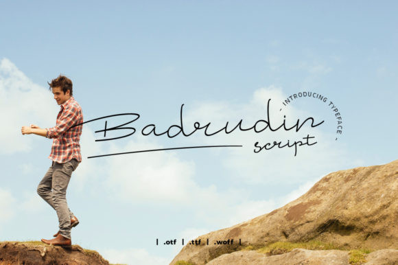 Badrudin Font