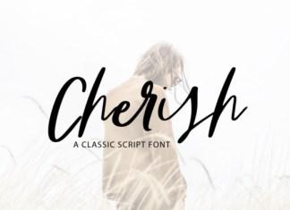 Cherish Font