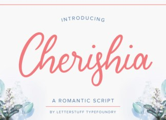 Cherishia Font