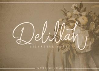 Delillah Font
