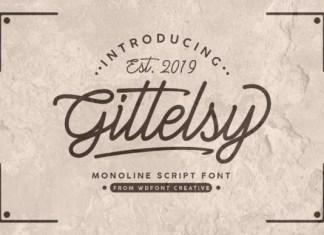 Gittelsy Font