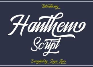 Hanthem Font