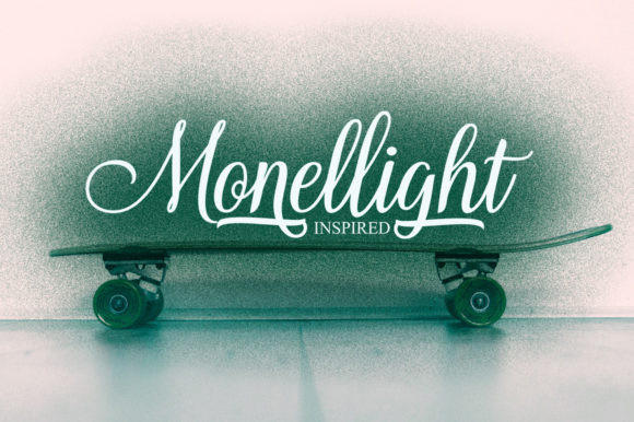 Lettonelly Font