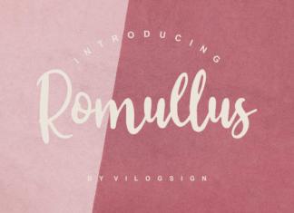 Romullus Font