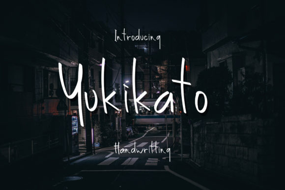 Yukikato Font