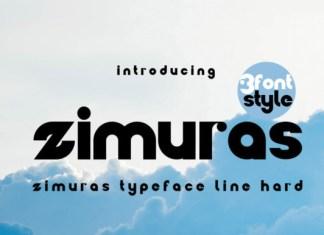 Zimuras Font