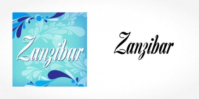 Zanzibar Font