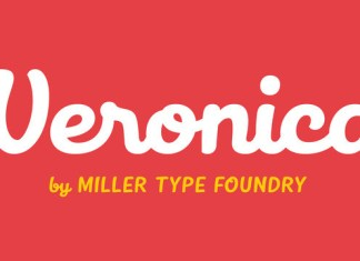 Veronica Font Family