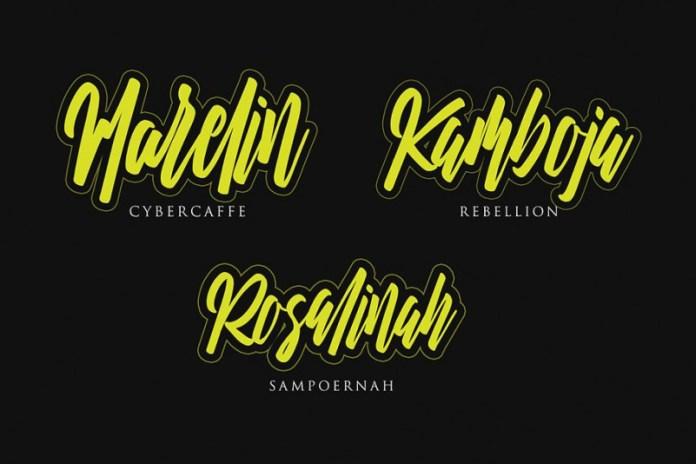 Valaseh Font