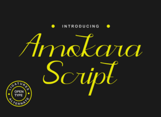 Amokara Script
