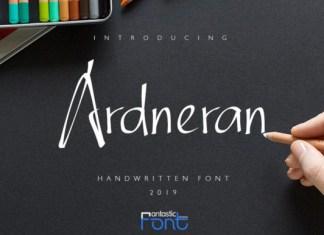 Ardneran Font