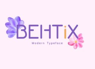 Behtix Font