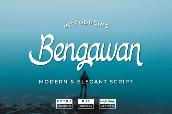 Bengawan Font