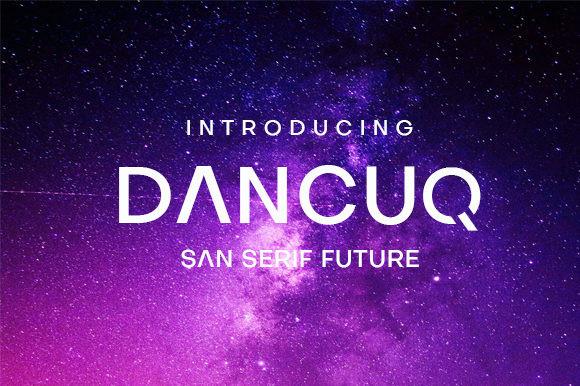 Dancuq Font