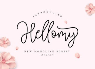 Hellomy Script