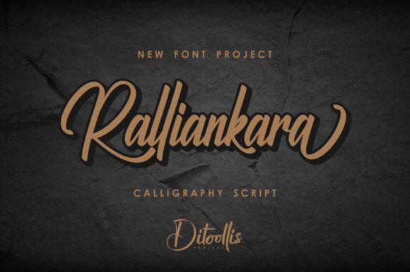 Ralliankara Font