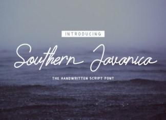 Southern Javanica Font