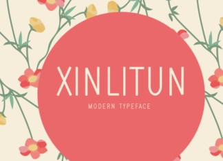 Xinlitun Font