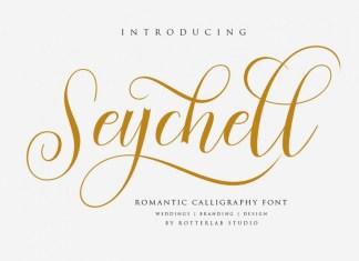 Seychell Script Font
