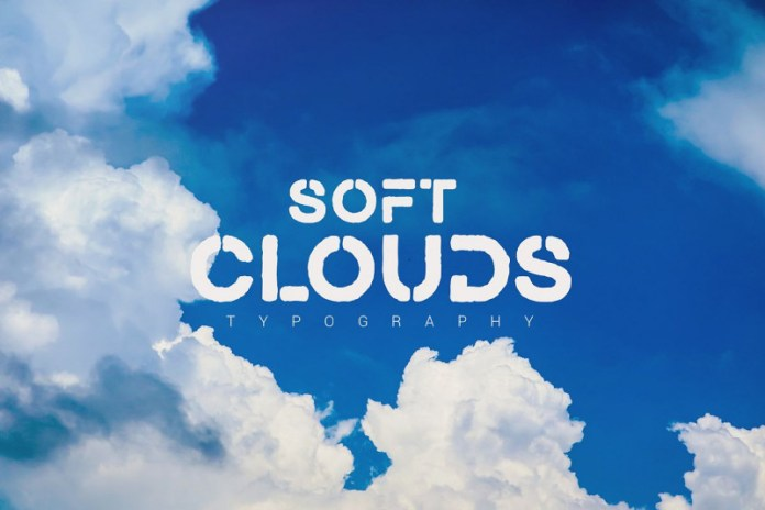 Soft Clouds Family Font