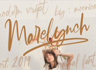 Marelynch Script Font