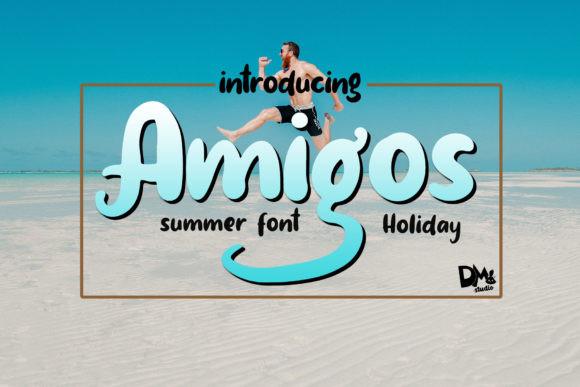 Amigos Font