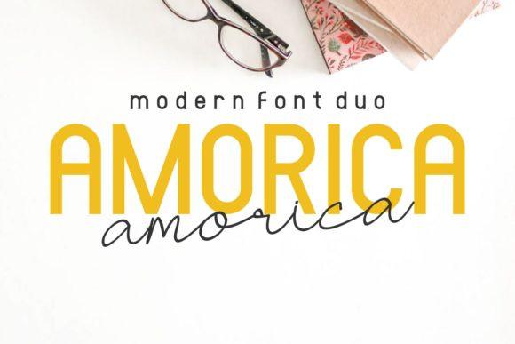 Amorica Font