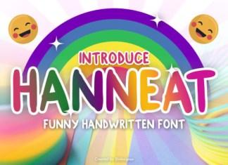 Hanneat Font