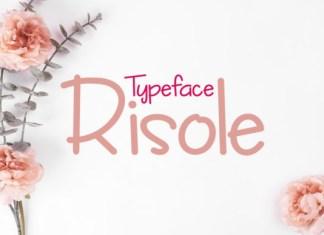 Risole Font