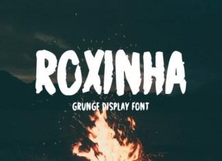Roxinha Font