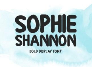 Sophie Shannon Font