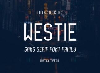Westie Font