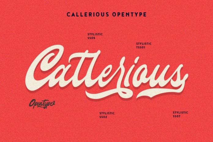 Callerious Script